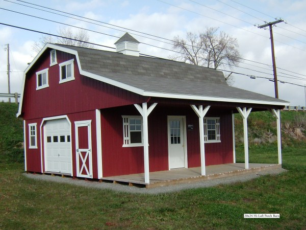 Millers Storage Barns Home